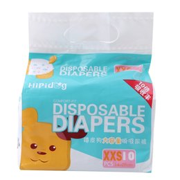 female dog puppy diaper Australia - Diapers For Dogs Pet Female Dog Disposable Leakproof Nappies Puppy Super Absorption Physiological Pants 10Pcs Bag