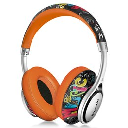 Wireless Usb Music Headphones Canada - New Bluedio A2 (Air) Bluetooth Headphone Headset Printed Wireless Headphones For 4.2 Bluetooth Music Earphones