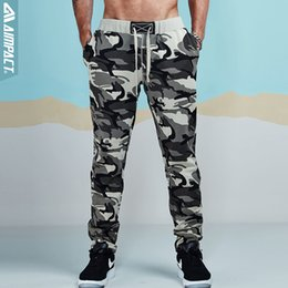 $enCountryForm.capitalKeyWord Australia - Aimpact Camouflage Jogger For Men Cotton Sweatpant Male Tracksuit Casual Workout Fitness Pants Man Sporty Running Trousers C19041303