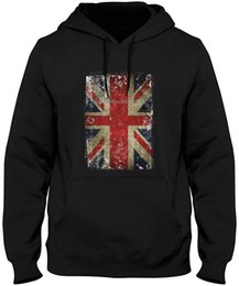 britain flags Australia - Union Jack Distressed Grunge Vintage Uk British Flag Great Britain Cheap Wholesale Hoodies & Sweatshirts