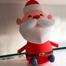 Christmas In Australia Santa.Inflatable Santa Christmas Decoration Australia New