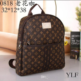 $enCountryForm.capitalKeyWord Australia - Fashion Women Backpack Schoolbag Cute Small Backpack High Quality Leather Female Backpacks for Teenage Girls Rucksack size 32*12*38