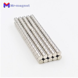 Strong Small magnetS online shopping - 200Pcs mm x mm Small Super Strong Magnet Powerful Neodymium Rare Earth NdFeB Permanent Magnets Mini Headphone speaker Thin Disk