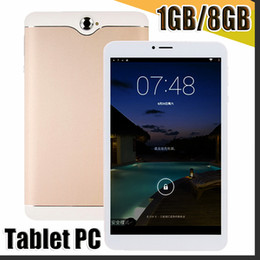 mix android Canada - 168 3G 7 Inch Phabet Phone Call Tablet Pc 1024*600 px Capactive Screen Mtk8312 Quad Core Cpu Ram 1GB Rom 8GB ROM Android 7.0 System Gps Wif