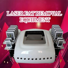 Wholesale best levels online – design 2019 New laser pads best sale low level laser therapy weight loss slimming machine DHL CE