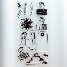 $enCountryForm.capitalKeyWord Australia - tamps for scrapbooking YLCS264 Clip Silicone Clear Stamps For Scrapbook DIY Album Paper Card Decoration Embossing Folder Rubber Stamp Too...