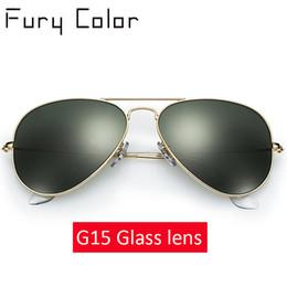 $enCountryForm.capitalKeyWord Australia - Real Glass Lens Classic Vintage Sunglasses Women Men Luxury Design Brand Driving Retro Sunglasses Ladies Sun Glasses For Male