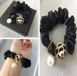 Ladies Hair Fashion Australia - NEW fashion C hair rope accessories Lady collection luxury Hair Accessories classic elastic hair ties party gift for souvenirs