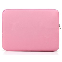 "14 inch tablet notebook Australia - 6 Colors Laptop Case Cover for Air Pro 13 15"" Solf Sleeve Bag for Tablet PC Notebook Cover 11"" 12 13.3 14 15.6 17 Inch"
