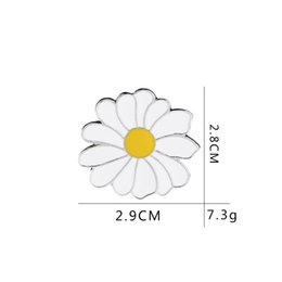 Shirt clearance online shopping - Pin Clearance Brooch Pins Daisy Flower Brooches Label Pin Badges Shirts Décor