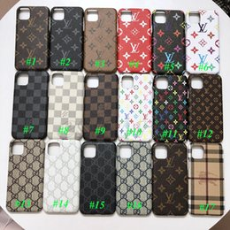 Wholesale Fashion Print Cover Phone Case for IPhone 11 Pro 11Pro X XS MAX XR 8 8Plus 7 7Plus 6 6s Plus TPU Case for Samsung S20 S10 S9 S8 Note 10 9 8