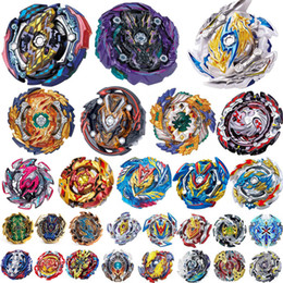 Wholesale Hot Styles Beyblade Burst Toys Without Launcher and Box bables Toupie Bayblade burst Metal God Fafnir Spinning Tops Bey Blade Blades Toys