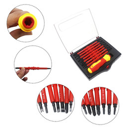 $enCountryForm.capitalKeyWord NZ - Magnetic Screwdriver Set Multi-Purpose Screw Driver Chrome-vanadium Steel Precision Screwdrivers Houlsehold Tools