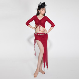 cf775f854a6f5 Belly Dancing Outfits UK - Lady'S Belly Dance Costumes India Dance Outfit  Oriental Costumes Belly Costume