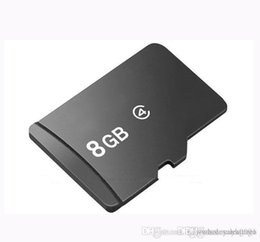 8gb micro sd tf memory card Canada - UK Wholesale 100% Real 8GB Micro SD Card full Capacity Memory TF Card 8GB No Adapter for Cell Phone MP3 4 5 Tablet PC U328 bang