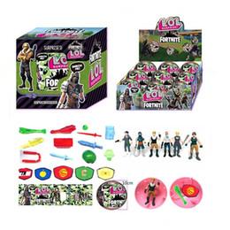 $enCountryForm.capitalKeyWord Australia - ins Action Figure Cartoon Fort night Plastic Doll toys funko pop Kids toy Unpacking Dolls Girls Funny Dress Up Gift Christmas