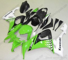 $enCountryForm.capitalKeyWord Australia - 3 Free gifts New ABS bike Fairing Kits 100% Fitment For Kawasaki Ninja ZX10R 2008 2009 2010 10R 08 09 10 08-10 Bodywork set hot buy green