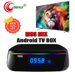 $enCountryForm.capitalKeyWord NZ - 1 PCS M9S MIX android ott tv box Android6.0 Amlogic S912 Octa-Core 2GB 16G H.265 4K tv streaming media videos box Better T9 X96 H96 MAX