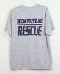 Fire Department NZ - Hempstead Fire Department Rescue T-Shirt Men Women Unisex Fashion tshirt Free Shipping Funny Cool Top Tee White