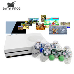 Discount nes arcade DATA FROG HD TV game console HDMI HD GBA game console 600 arcade GBA NES