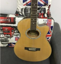 $enCountryForm.capitalKeyWord Australia - free shipping 40 inch plywood light guitar beginner folk acoustic guitar musical instrument wholesale