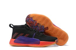 f793ef4ad Dame 5 CNY All Skate People s Champ Black Yellow Red Mint Green Men  Designer basketball shoes Damian Lillard 5s mens athletic trainer