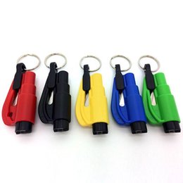 $enCountryForm.capitalKeyWord Australia - 3 in 1 Emergency Mini Safety Hammer Auto Car Window Glass Breaker Seat Belt Cutter Rescue Hammer Car Life-saving Escape Tool