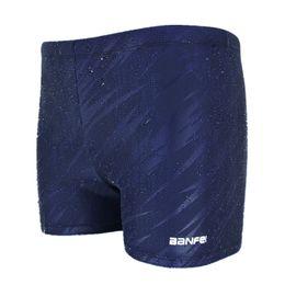 $enCountryForm.capitalKeyWord NZ - Men Swimwear Boxer Shorts Square Leg Swimming Trunks Male Swimsuits Sports Swim Briefs Surf Board Shorts Plus Size Large 4XL