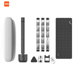 $enCountryForm.capitalKeyWord Australia - Smart Remote Control Original XIAOMI Mijia Wowstick 1F+ 64 In 1 Electric Screw Mi driver Cordless Lithium-ion Charge LED Power Screw mijia