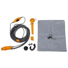 12v Showers Australia - 12V Portable Outdoor Camping Travel Car Pet Dog Shower