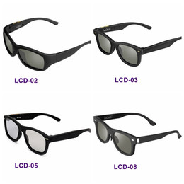 lcd liquid crystal Australia - 2019 Electronic Adjustable Dimming Sunglasses Lcd Original Design Liquid Crystal Polarized Lenses Factory Direct Supply Y19052004