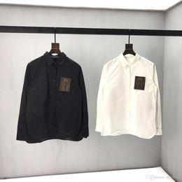 Patchwork t shirts for men online shopping - New European Men s Long Shirt Long T shirt Printed Dark Jacquard Short Sleeve T shirt Letter Logo Same for Men and Women