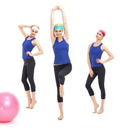 Cotton Head Sweatband Australia - Men and women basketball Yoga towel Cotton sweat and hair wash support headband head Sweat band Sweatbands Turban Scarf #719778