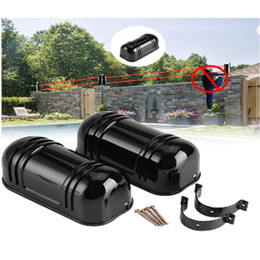 $enCountryForm.capitalKeyWord Australia - Waterproof Dual Beam Sensor Active Infrared Intrusion Detector IR 20m~150m Outdoor Perimeter Wall Barrier Fence for GSM alarm
