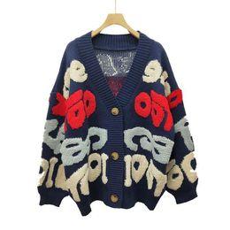 7916522641b6dc Buttons knitwear long cardigan sweater tops online shopping - Knitwear  Fashion Woman Tops Quality Goods In