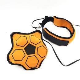 Discount kinds belts - Ball Belt Train Equipment Sports Bodybuilding Articles Training Girdle Creative Idea Outdoors Football Ribbon Factory Di