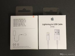 Charger Samsung Quality Australia - Original oem quality With Original Retail Box USB Data Sync Charger 1m Cable For Samsung HTC iPhone X 9 8 7 6 plus with print serial braided