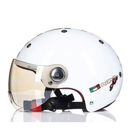 Xxl Motorcycle Half Helmets Australia - Beon helmets spring and summer men's lady motorcycle electric car half cover half helmet restoring ancient ways