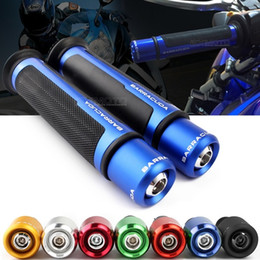 """Handlebar Australia - 7 8"""" 22MM Motorcycle Universal CNC Aluminum Alloy Handle Cover Handlebar Grip With Handle Plugs Motorcycle Modification Accessories"""