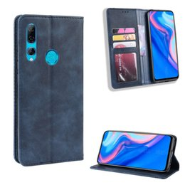 $enCountryForm.capitalKeyWord Australia - For HUAWEI Y9 prime 2019 Case Vintage Style Pu Leather Phone Case For Huawei Y9 Prime 2019 Case Flip Back Cover