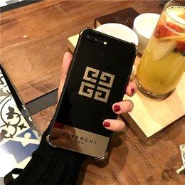Iphone6 Iphone Australia - GV Designer Phone Case with Logo for IPhoneX IPhone7 8plus IPhone7 8 IPhone6 6s IPhone6 6sPlus Golden Black Luxury Iphone Case