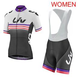 $enCountryForm.capitalKeyWord NZ - LIV Team cycling Jersey set women short sleeve bike clothing tour de France Summer racing bicycle Sportswear factory direct sale Y051004