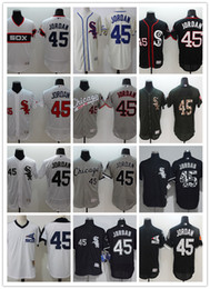 baseball jersey tops Australia - custom Top Quality Men's women youth Majestic White Sox Jerseys #45 Derek Holland Black White Kids Girls Sox Baseball Jerseys