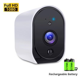 $enCountryForm.capitalKeyWord Australia - Battery Powered CameraWiFi IP Camera Home Security System Night Vision IndoorOutdoor HD Video with Motion Detection Works