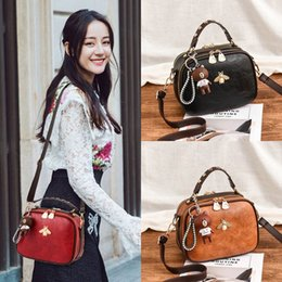 New Model Ladies Handbags Australia - Hot Female 2019 New Wave Spring Summer Models Korean Fashion Ladies Wild Messenger Tote Bag Shoulder Bag Small Bag Handbag Shoulder