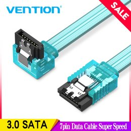 ssd for asus Canada - Cheap Data Cables Vention Sata 3.0 7pin Data Cable Super Speed SSD HDD Sata III Right Angle Hard Disk Drive for ASUS