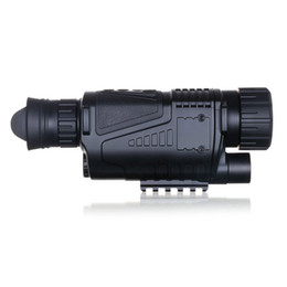 5x40 Infrared Night Vision Scope Tactical NV540 Monocular HD Digital Vision Optics 200M Range Telescope on Sale