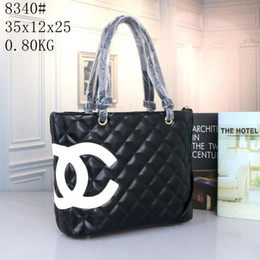 $enCountryForm.capitalKeyWord Canada - 2019 luxurious Brand Women Plaid Bags Large Tote Bag Female Handbags Designer Black Leather Big Crossbody Chain Messenger Bag Girl