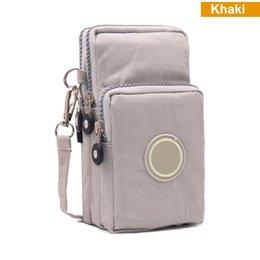 best european phones 2019 - Women Messenger Crossbody Bag Wallet Handbag Phone Pouch Case Zipper Casual Shoulder Bag Purse Best Sale-WT #33718 cheap