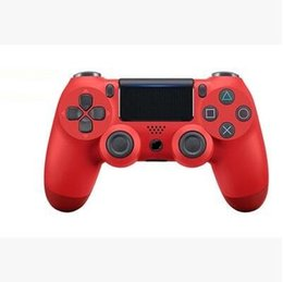 ps4 game consoles Australia - ps4 controller Bluetooth 4.0 v4.0 wireless ps4 pro for Sony playstation 4 console ps4 controller video games consoles with retail box